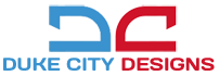 Duke City Designs Retina Logo